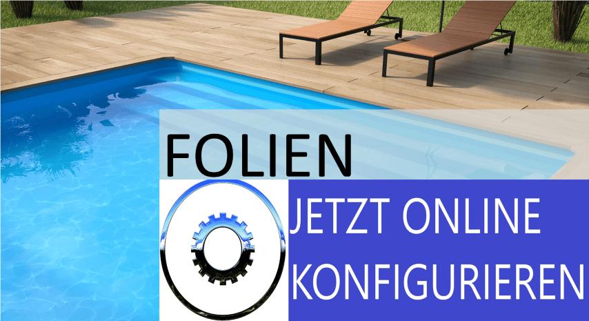 Poolfolien Online-Konfigurator