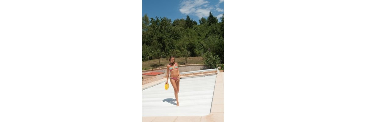 Was wird bei der Zertifizierung einer Rollladenabdeckung geprüft ? - Was wird bei der Zertifizierung einer Pool - Rollladenabdeckung geprüft ?