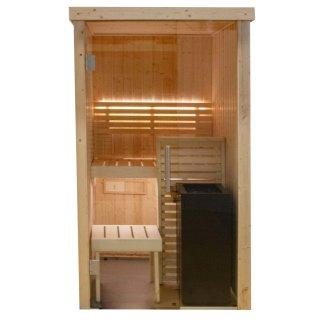 Harvia Variant View Sauna, Modell Mini