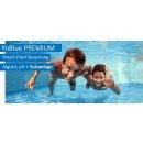 Smart-Pool-Anlage - YnBlue PREMIUM - Salzanlage,...
