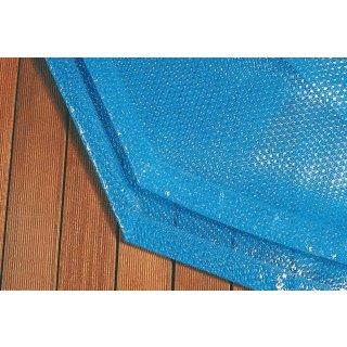 Luftpolsterabdeckung für Holzpool 8 x 4 m