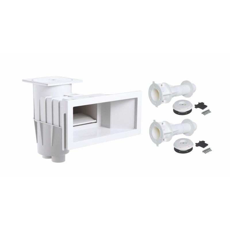 Premium Einbauteile ( Farbe Weiß )